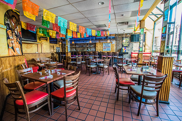 Cesar's Clark Location Interior