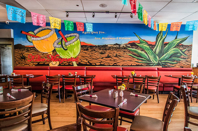 Mexican Restaurants With Party Rooms Near Me