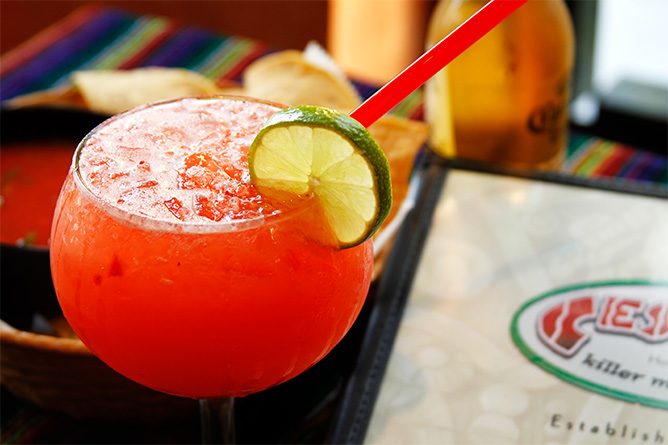 Special Drinks To Go With Your Mexican Entrees