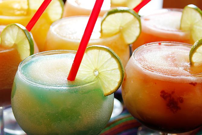 Cesars Killer Margaritas Menu