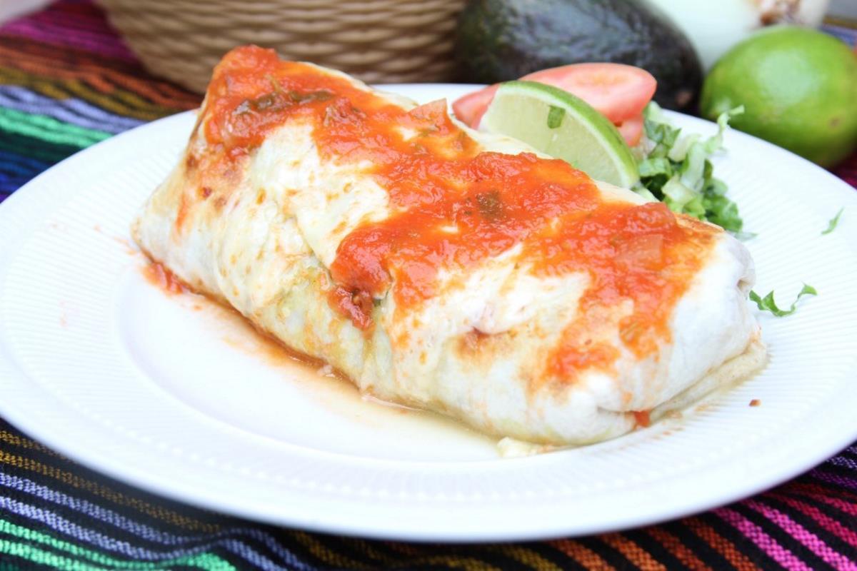 Cesars Groupon Menu Burrito