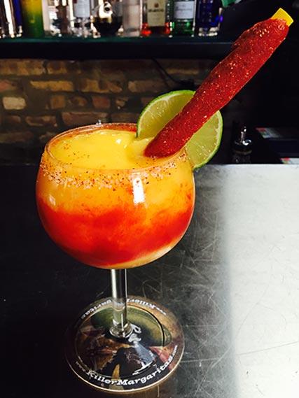 Cesars Killer Margaritas Menu Best Margaritas Chicago