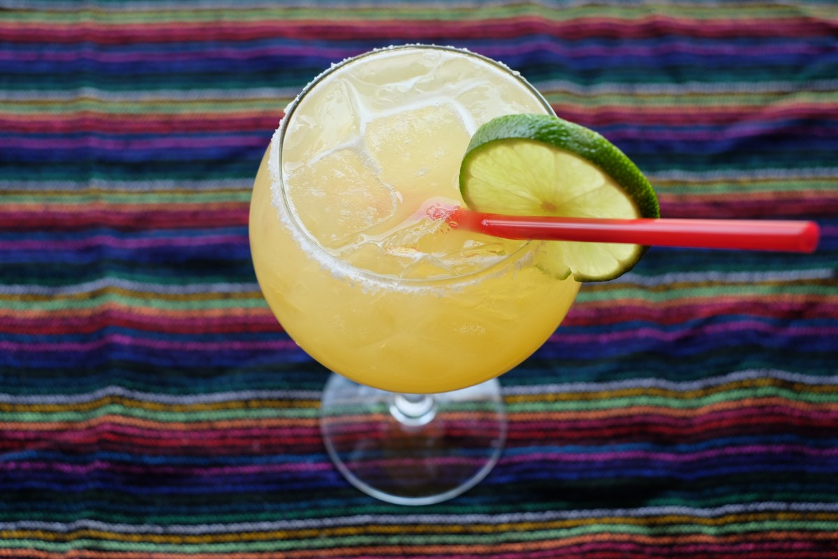 Cesars Killer PEACH Margarita