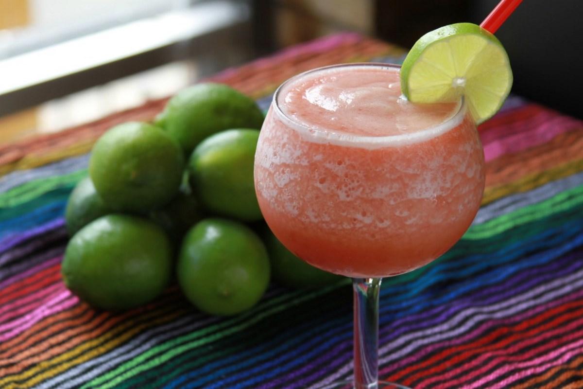 Cesars Killer RASPBERRY Margarita
