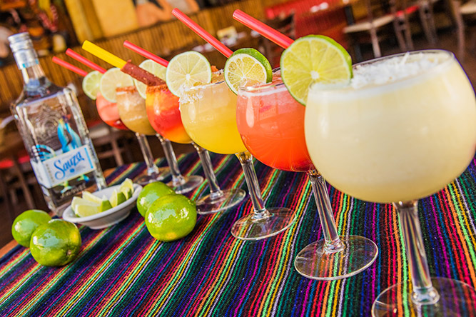 Signature Killer Margaritas