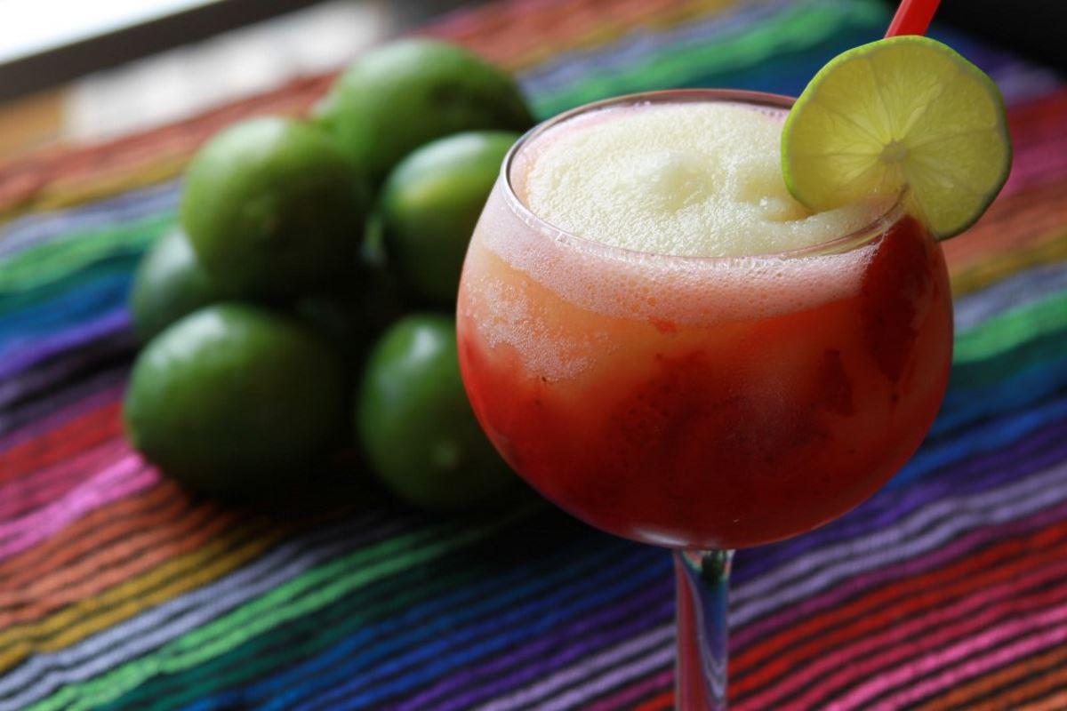 Cesars Killer STRAWBERRY Margarita